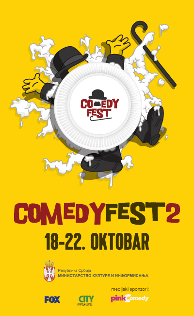 COMEDY FEST 2017