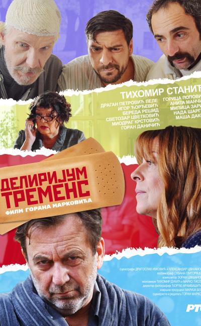 Delirijum Plakat - net