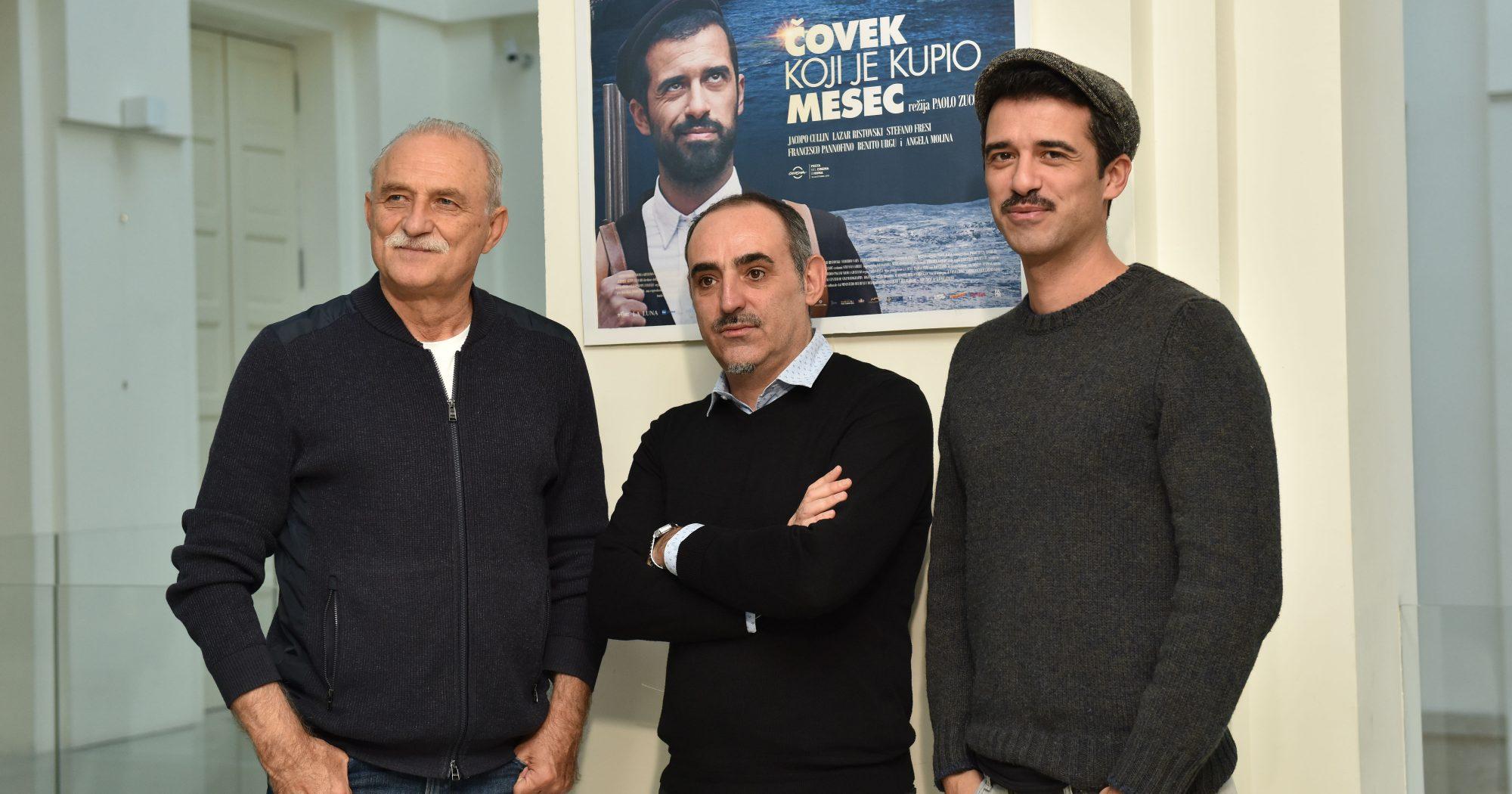 Lazar Ristovski Paolo Zucca i Jacopo Cullin 1