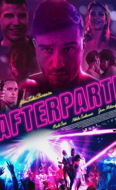 AFTERPARTI poster NOVI